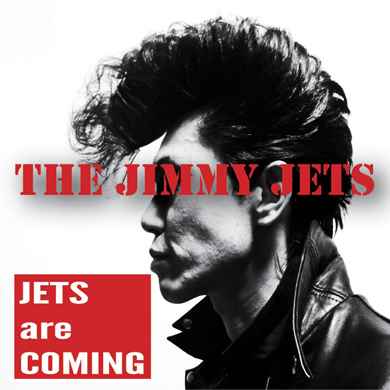 1st MINI ALBUM 「JETS areCOMING」